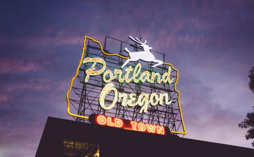 Old Town Portland Oregon