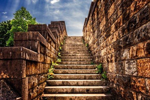 Joisted Masonry Stairs